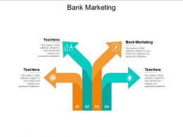 Bank Marketing Ppt Powerpoint Presentation Icon Good Cpb
