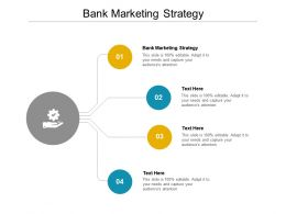 Bank Marketing Strategy Ppt Powerpoint Presentation Show Background Designs Cpb