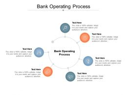 Bank Operating Process Ppt Powerpoint Presentation Icon Example Cpb