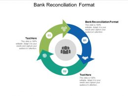 Bank Reconciliation Format Ppt Powerpoint Presentation Portfolio Design Templates Cpb