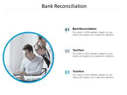 Bank Reconciliation Ppt Powerpoint Presentation Model Master Slide Cpb