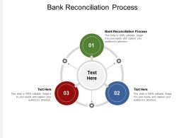Bank Reconciliation Process Ppt Powerpoint Presentation File Demonstration Cpb