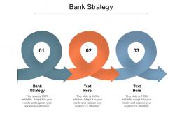 Bank Strategy Ppt Powerpoint Presentation Layouts Graphics Example Cpb
