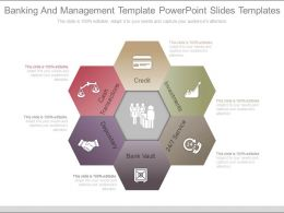Banking And Management Template Powerpoint Slides Templates