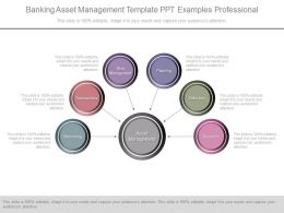 Banking Asset Management Template Ppt Examples Professional