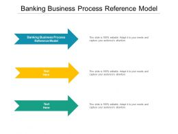 Banking Business Process Reference Model Ppt Powerpoint Presentation Gallery Infographic Template Cpb