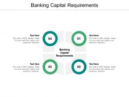 Banking Capital Requirements Ppt Powerpoint Presentation Gallery Themes Cpb