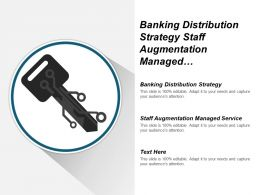 Banking Distribution Strategy Staff Augmentation Managed Services Campaign Strategy Cpb