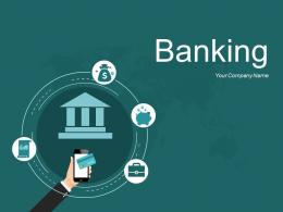 Banking Powerpoint Presentation Slides