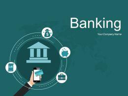 Banking Powerpoint Presentation Slides