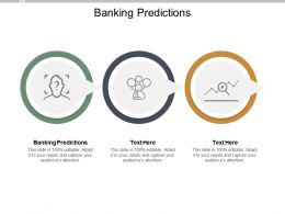 Banking Predictions Ppt Powerpoint Presentation Icon Ideas Cpb