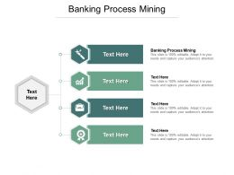 Banking Process Mining Ppt Powerpoint Presentation Infographic Template Layout Ideas Cpb