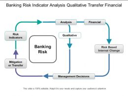 Banking Risk Indicator Analysis Qualitative Transfer Financial