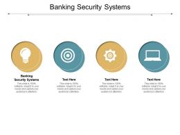 Banking Security Systems Ppt Powerpoint Presentation File Portrait Cpb