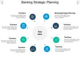 Banking Strategic Planning Ppt Powerpoint Presentation Infographic Template Display Cpb