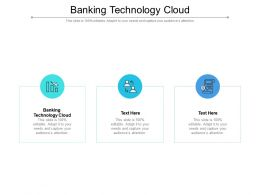Banking Technology Cloud Ppt Powerpoint Presentation Icon Pictures Cpb
