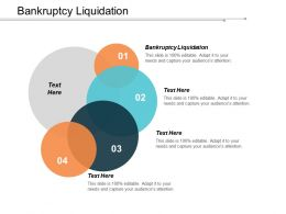 Bankruptcy Liquidation Ppt Powerpoint Presentation Infographic Template Example Introduction Cpb