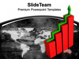 Bar And Line Graphs Chart Business Powerpoint Templates Themes