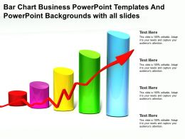 Bar Chart Business Powerpoint Templates And Powerpoint With All Slides Ppt