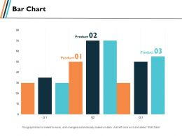 Bar Chart Finance Ppt Slides Graphics Template