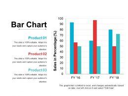 Bar Chart Powerpoint Slide Templates Download
