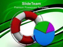Bar Charts And Graphs Pie Business Signs Powerpoint Templates Themes