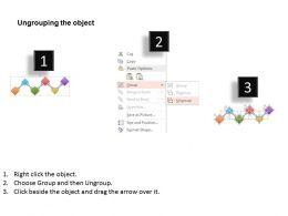 90727058 Style Layered Horizontal 6 Piece Powerpoint Presentation Diagram Template Slide