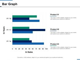 Bar Graph Finance Business Ppt Infographics Slide Download