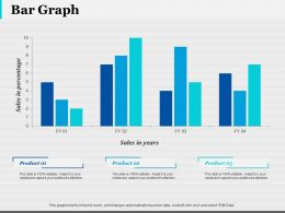 Bar Graph Finance Ppt Infographic Template Infographic Template