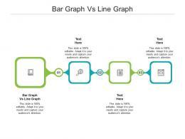 Bar Graph Vs Line Graph Ppt Powerpoint Presentation Professional Graphics Cpb