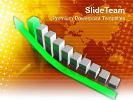 bar_graph_with_up_arrow_global_business_powerpoint_templates_ppt_themes_and_graphics_0213_Slide01