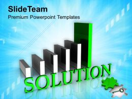 bar_graph_with_word_solution_powerpoint_templates_ppt_backgrounds_for_slides_0213_Slide01