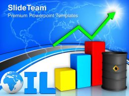 Bar Graphs And Histograms Marketing Powerpoint Templates Themes