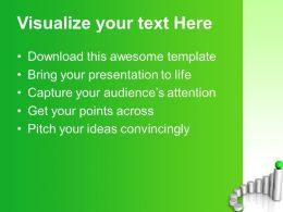 Bar Graphs And Histograms Success Powerpoint Templates Themes