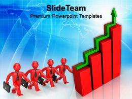Bar Graphs And Pictographs Business Powerpoint Templates Themes