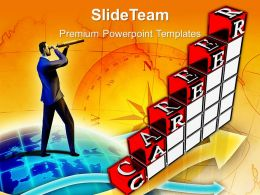Bar Graphs And Pictographs Chart Success Powerpoint Templates Themes