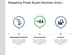 Bargaining Power Buyers Business Action Feasible States Individual Stability