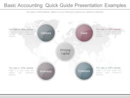 Basic Accounting Quick Guide Presentation Examples