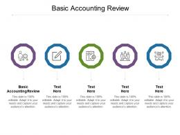 Basic Accounting Review Ppt Powerpoint Presentation Summary Templates Cpb