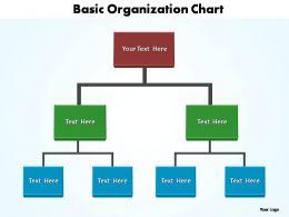 basic_organization_chart_editable_powerpoint_templates_Slide01