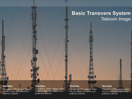 Basic Transvers System Telecom Image