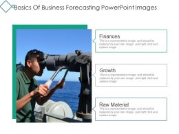 Basics Of Business Forecasting Powerpoint Images