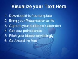 Basketball 0809  Presentation Themes and Graphics Slide02