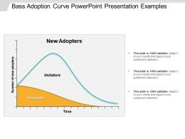 Bass Adoption Curve Powerpoint Presentation Examples