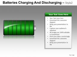 Batteries Charging 2 Powerpoint Presentation Slides DB