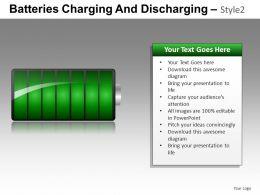 Batteries Charging 2 Powerpoint Presentation Slides DB