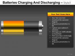 Batteries Charging 3 Powerpoint Presentation Slides DB