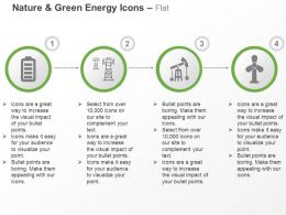 Battery Power Grid Elevator Crane Windmill Ppt Icons Graphics