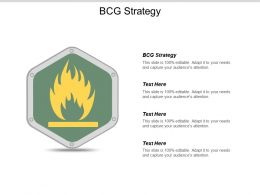 BCG Strategy Ppt Powerpoint Presentation Gallery Master Slide Cpb