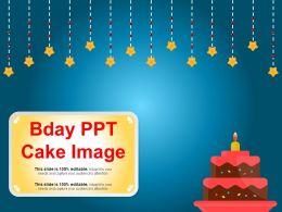 Bday Ppt Cake Image